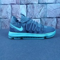 "Nike Zoom KD 10 "" lgloo"" Mint Basketball Shoes"