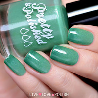 Pretty & Polished They Call It Witchcraft Nail Polish