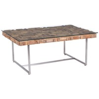 ZUO Modern Collage Coffee Table 100258 Living side Table