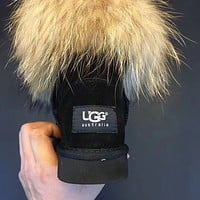 """UGG"" Women  Fashion leisure snow boots"