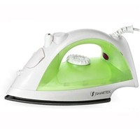 Green Steam Iron - Dorm laundry essentials college dorm products stuff for college dorm room dorm stuff college dorm room needs