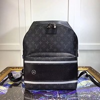 LV Louis Vuitton MONOGRAM LEATHER APOLLO BACKPACK BAG