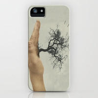 It's all in your mind iPhone Case by Skye Zambrana | Society6