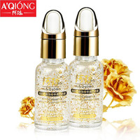 20ml 24k Pure Gold Foil Essence 20ml Moisturizing Anti-Aging Remove Acne Anti-redness Hyaluronic Acid Whitening Face Cream Serum