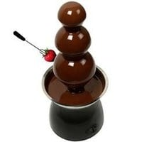Make N' Mold 9805 Dress My Cupcake Chocolate Fountain with Plastic Tiers Candy Mold