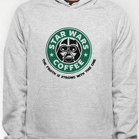 Star Wars Coffee Hoody by Royal Bros Art | Society6