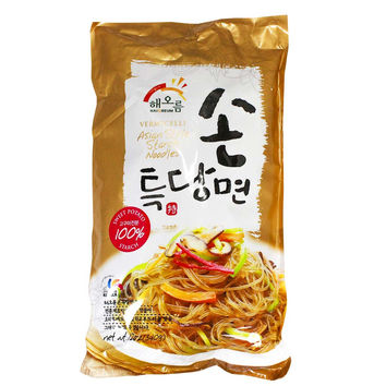 Korean Vermicelli Japchae Noodles by Haio Reum 12 oz