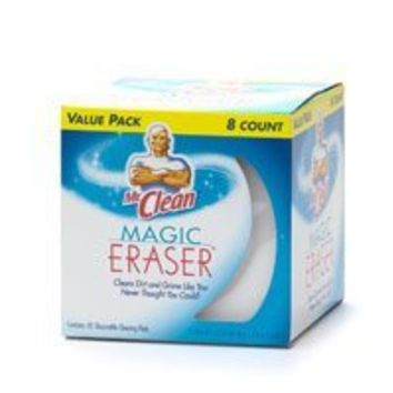 Mr. Clean Magic Eraser Cleaning Pads, 8-Count Box | deviazon.com