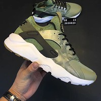 Nike huarache black on camouflage Sneakers Sport Shoes