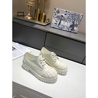 Dior Women's 2021 NEW ARRIVALS Fashion Low Top Sneakers Shoes