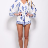 Snake Charmer Playsuit