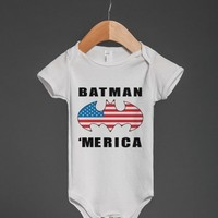 batman 'merica baby one-piece - Totes Adorbs Tees - Skreened T-shirts, Organic Shirts, Hoodies, Kids Tees, Baby One-Pieces and Tote Bags