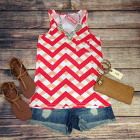 AFTERNOON IN THE PARK TANK – LaRue Chic Boutique