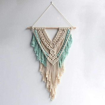 Dobby Macrame Wall Art