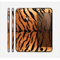 The Real Tiger Print Texture Skin for the Apple iPhone 6 Plus