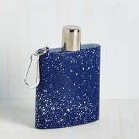 Splatter-Day Night Flask by ModCloth