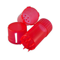 Smellproof Waterproof Medical Grade Plastic Grinder and Container