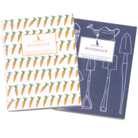 Garden Mini Jotter Notebook Set