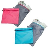 Wet-to-Go 2-Pack Wet Bags