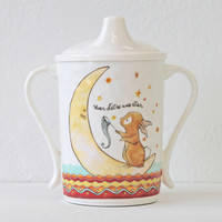 Baby Cie Wish on a Star Textured Sippy Cup for Baby or Toddlers