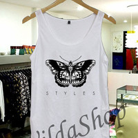One Direction Tattoo - Tanktop Unisex Adult S-XL