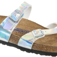 Birkenstock Mayari Soft Footbed Women's Toe Wrap Sandal