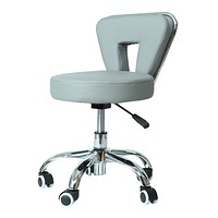 GTP Stool Pedicure 12 - Gray