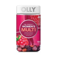 Olly Women's Multi Berry 180 ct. - Walmart.com