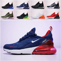 18SS Nike Air Max 270 Men Running Shoes