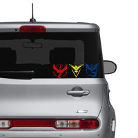 Team Decal Stickers (Var. Sizes)