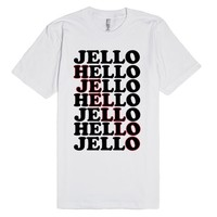 Hello Jello(red)