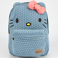 Loungefly Chambray Hello Kitty Backpack Chambray One Size For Women 24063022401