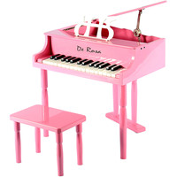 Pink Mini Baby Grand Piano & Bench | zulily