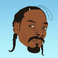 Pro & Hop - Relaxed Snoop Dogg - Lemon - Car Air Freshener
