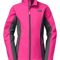The North Face 'Shellrock' Wind Resistant Jacket (Big Girls)
