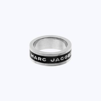 Logo Band Ring | Marc Jacobs