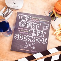 THE GEEKY CHEF