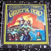 The Grateful Dead first album Coaster 4 X 4 inches