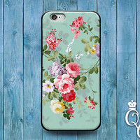 Vintage Beautiful Flower Floral Case Phone Cover iPod iPhone Gorgeous Cute Girly