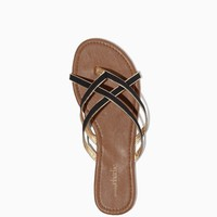 Delphine Multi-Strap Sandals | Fashion Apparel - Shoes | charming charlie