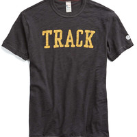 Track Graphic in Black
