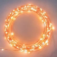 Amazon.com: Starry Starry Lights - Warm White Color - 20ft LED String Light with 120 Individual LED's - Includes Power Adapter: Patio, Lawn & Garden