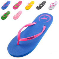 Women's Sandals 2016 Summer Beach Flip Flops Lady Slippers New Fashion Beach Casual Home House Slipper Platform Flat Leisure