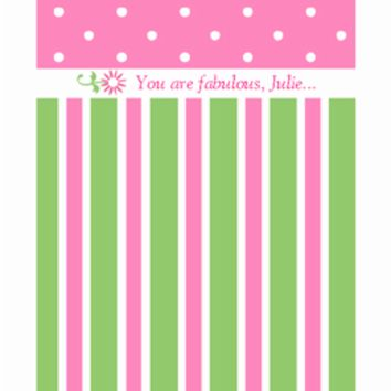 Thinking of You Printable Card: 'You're Fabulous'