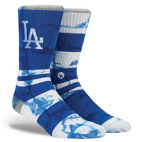 Stance Summer League LA Socks In Blue