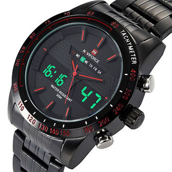 ★ NAVIFORCE ★ Luxury Military Style Watch
