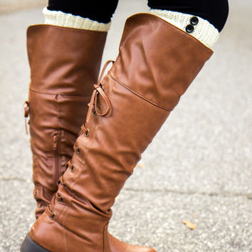 Step Up Boots