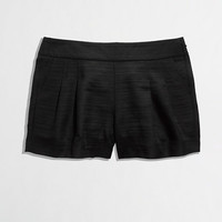 FACTORY PLEATED SHORT