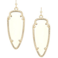 Kendra Scott Sky Earrings In Mother of Pearl