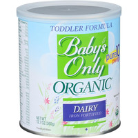 Baby's Only Organic Toddler Formula - Dairy - 12.7 oz
